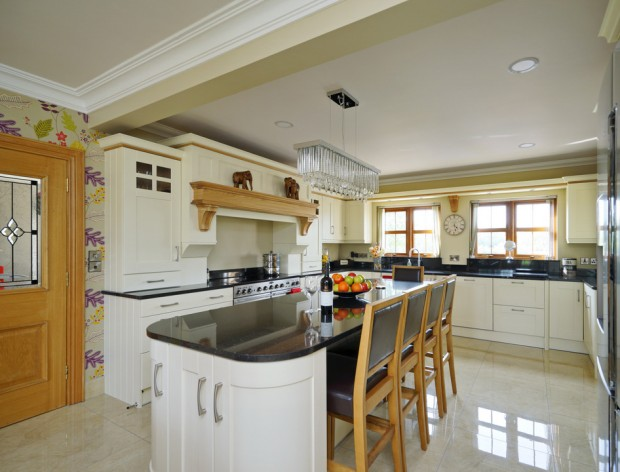 Strabane White Kitchen